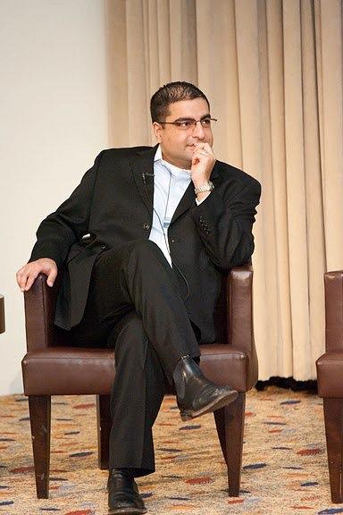 Hussein Rashid at CAMP 2011